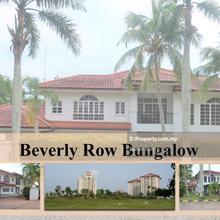 Beverly Row Bungalow, 101 Resorts City, Putrajaya