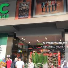 KWC Kenanga Wholesale City, Pudu, KL City
