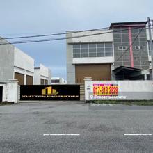 IGB klebang 1.5 storey Semi-D Factory, Ipoh