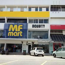 Town centre, Jalan Kampung Baru, Sungai Petani