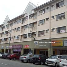 Fortune Court, Taman Usahawan Kepong, Kepong