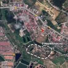 Converted 2 Title Land (7.6 Acres) Kampung Baharu Pajam, Nilai, Pajam, Mantin, Seremban, Semenyih, Bangi, Nilai