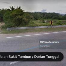 Machap, Durian Tunggal