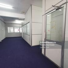 Bandar Perda first floor office with partition, Bandar Perda, Bukit Mertajam