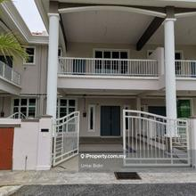 Limited Unit 2 Storey Terrace House Completed CCC, Krubong