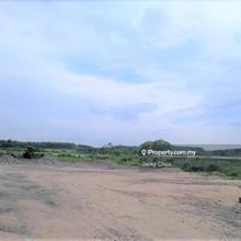 Sungai Tiram Ulu Tiram Empty Land, Sungai Tiram Ulu Tiram Johor Bahru, Ulu Tiram