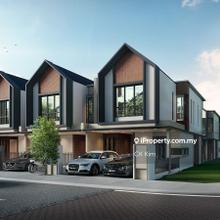 New 2 Storey Terrace House Gated Guarded Melawati, Taman Melawati