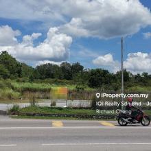 Jalan Sungai Tiram Land for Rent / Sale  , Ulu Tiram Land for Rent / Sale , Ulu Tiram Johor Bahru, Ulu Tiram