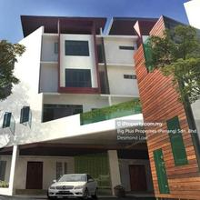 4 Storey Luxury Gated and Guarded Landed , Ayer Itam