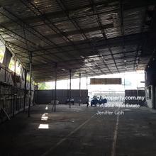 Simpang Ampat warehouse for sale, Seberang Perai Selatan, Simpang Ampat