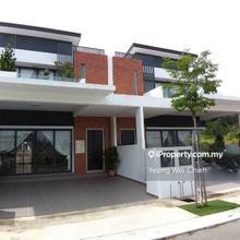 Orna Country Villas Resort New Unit Free Unifi, Ayer Keroh