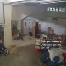 Ground floor warehouse, Jalan Utusan, Sungai Besi, Chan Sow Lin