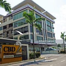 CBD Perdana 2 Cyberjaya, Cyberjaya