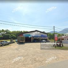 Kampung Chedok, Kampung Chedok, Kampung Lubok Dulang, Ayer Lanas