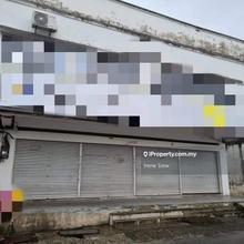 Rm550k nego Spacious Endlot Double Storey Shop good location Seremban Jaya, Seremban Jaya, Seremban