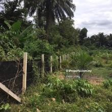 5 acre Temerloh  (Kg Kuala Mai) Vacant Land Want To Rent, Temerloh