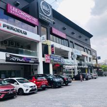 Jalan Kuala Kangsar @ Ipoh KK Road, Ipoh