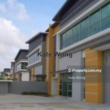 I Park SILC Semi-D Factory For Rent , Johor Bahru, SILC , Gelang Patah , Johor Bahru, Iskandar Puteri (Nusajaya)