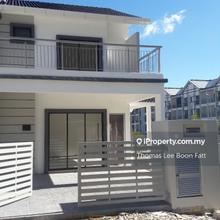Brinchang Top Of Hill 0 Downpayment Double Storey, Cameron Highlands
