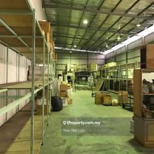 1 1/2 Storey Semi-D Factory Rent at silibin,Ipoh, Ipoh
