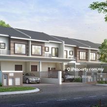 New Double Storey House @Batang Kali, Batang Kali