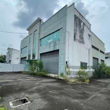 Kawasan Perusahaan Kamunting , Kamunting , Taiping