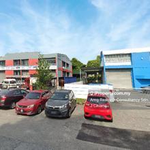 Semi-D Factory-Warehouse, USJ 1, Taman Perindustrian USJ, Subang Jaya, Subang Mewah, USJ