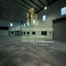Kawasan Perindustrian Klebang Bistari 1 storey Semi-D Factory, Kawasan Perindustrian Klebang Bistari, Ipoh