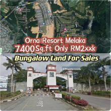 Bungalow Land Orna Resort Melaka, Ayer Keroh