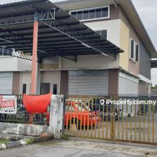 2 Storey Industrial , Matang, Kuching