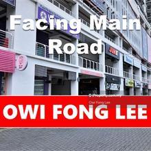 Facing Main Road Elit Avenue Shop Office Nearby Promenade Good Offer, Bayan Baru