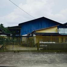 Segambut Semi-D Factory , Segambut , Segambut