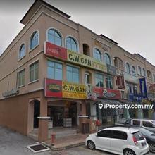 Bandar Puteri Puchong Intermediate shop for sale, Bandar Puteri Puchong