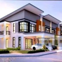 Limited Unit Freehold MCL 2 Storey Terrace , Tanjong Minyak