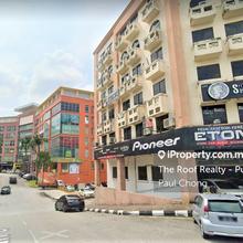 1ST FLOOR OFFICE CHERAS BUSINESS CENTRE, Cheras Kuala Lumpur , Cheras