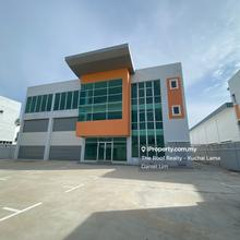 Taman Industri Angkasa Nuri, Taman Industri Angkasa Nuri Taman Merdeka Industri, Batu Berendam
