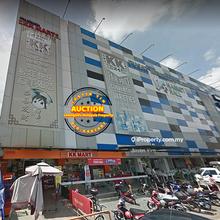 Market Hall, No. 1, Jalan Pasar Baharu, PUDU, KL City