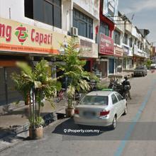 2storey shop facing main road(Jln Cengal)Bumi Lot , Kulim
