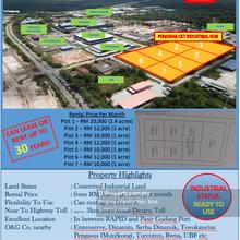 Penawar Factory For Rent, Penawar Industrial For Rent, Pengerang factory for rent, RAPID Petronas, Pengerang