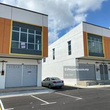 Tmn Scientex Senai 2 Storey Shop Lot (End Lot), Senai