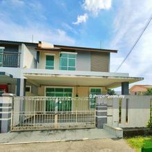 Brand New 2 Storey Terrace, Sungai Abong , Muar