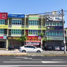 Pusat Perniagaan Zamrud, Jalan PPZ 1, Bakar Arang, Bakar Arang, Sungai Petani