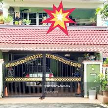 DOUBLE STOREY TAMAN TAMING JAYA BALAKONG, Balakong