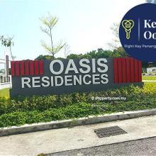 Oasis Residence, Relau