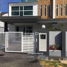 House For Rent in Klebang Melaka 3 Storey Semi D, Klebang