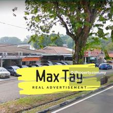 Jalan Masjid Negeri Single Storey Commercial Use Semi Detached / Shophouse Greenlane, Greenlane