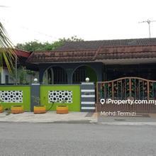 SemiD Taman melati padang serai, Padang Serai