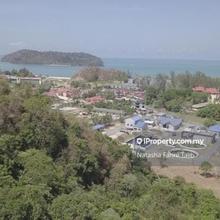 Pantai Tengah, Pulau Langkawi