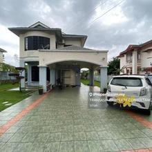 FREEHOLD Bungalow House Bukit Sentosa, Bukit Beruntung