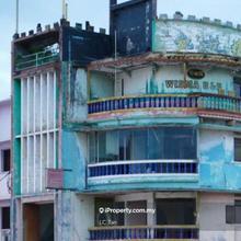 4 Storey ( Corner Shop) JALAN PASIR PUTEH, Ipoh